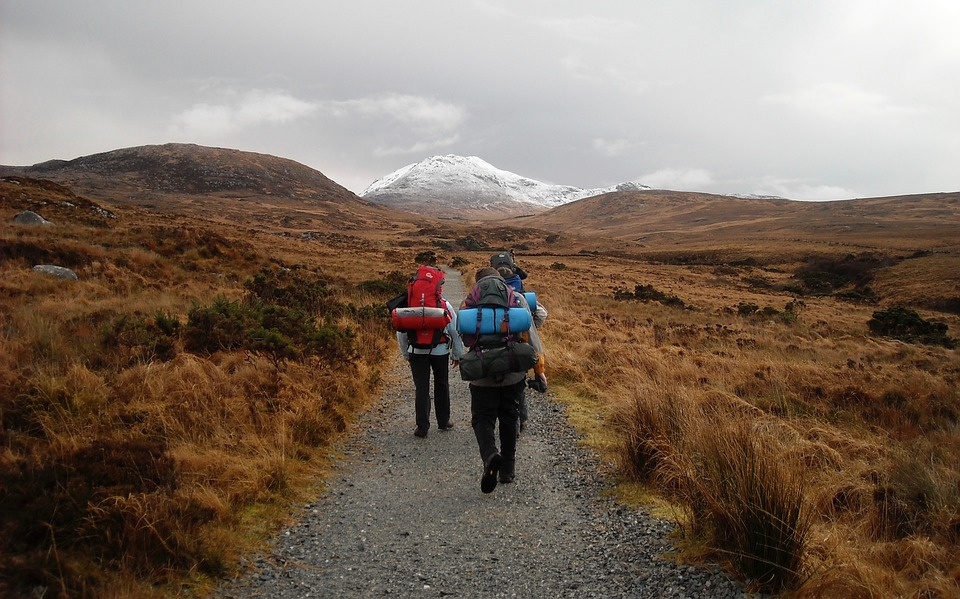 The Best Winter Hikes in Ireland