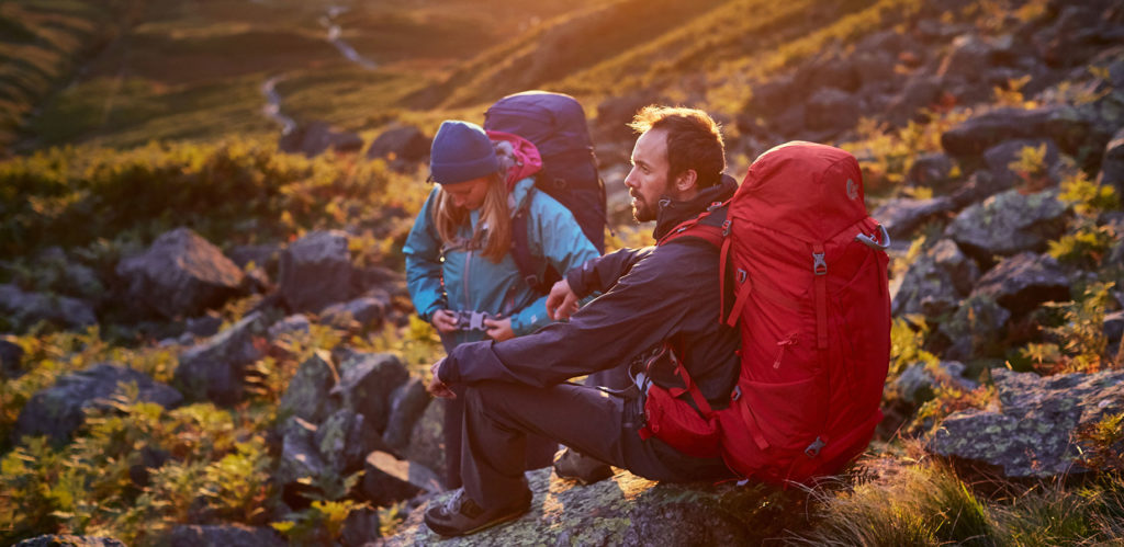 Choosing a new rucksack- An investment in your future adventures!