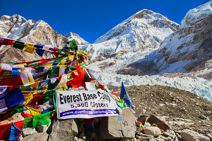 What you will need for the trek to Everest Base Camp