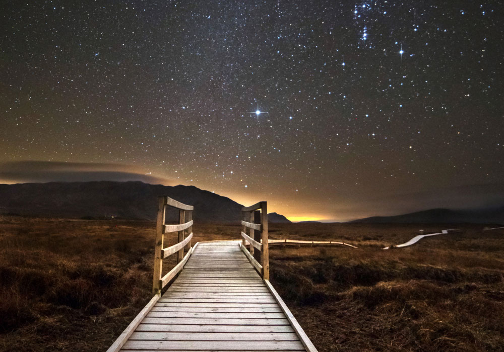 Stargazing Ireland