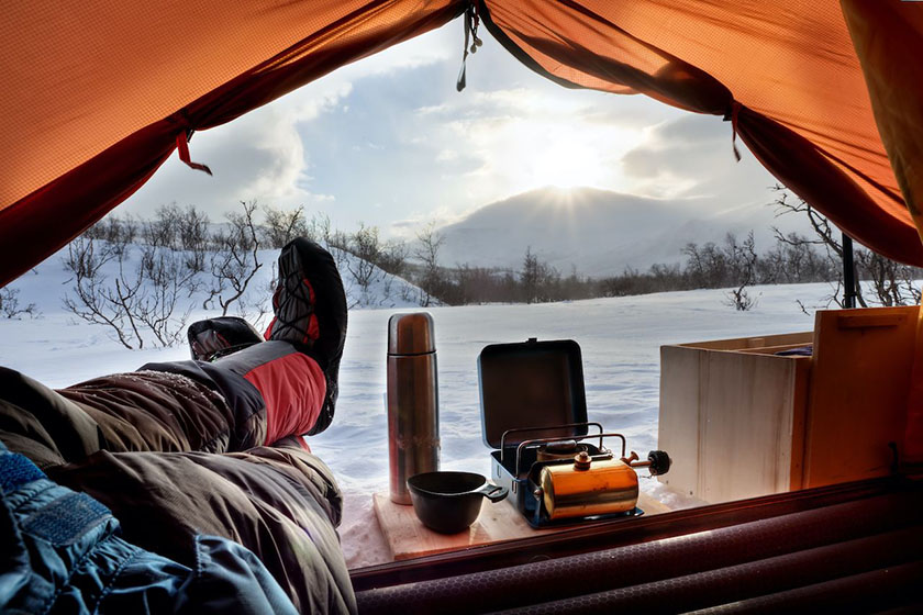 In praise of Winter Camping