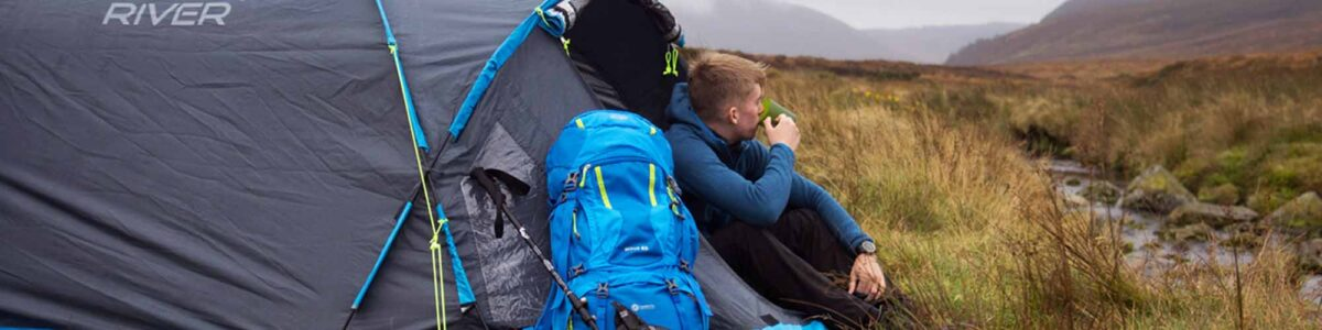 Is Budget Camping Gear Good Enough for Wild Camping in Ireland?