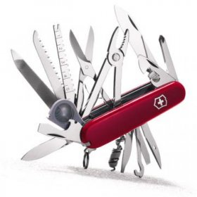 Victorinox Swiss Champ Knife