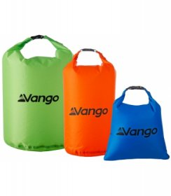 Vango Set of 3 Dry Bags