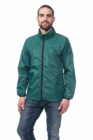 Adult Mac in a Sac Jacket - Turquoise