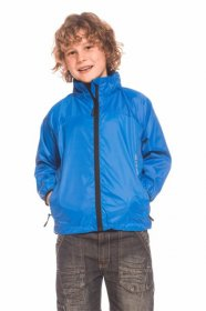 Target Dry Mac in a Sac Junior Jacket - Blue
