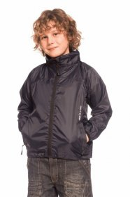 Target Dry Mac in a Sac Junior Jacket - Navy