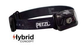 Petzl Tikka 80 Lumen Head Torch - Black