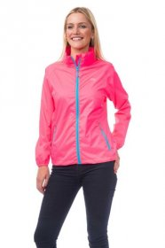 Mac in a Sac Neon Adult Jacket - Pink