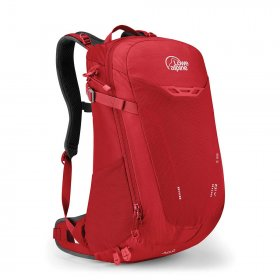 25L Lightweight Hiking Daysack - Red