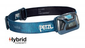 Petzl Tikkina 60 Lumen Head Torch - Blue