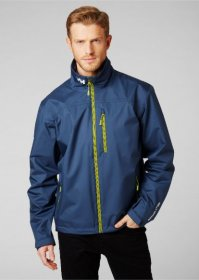 Mens Crew Midlayer Jacket -  Blue