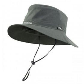 Craghoppers NosiLife Outback Hat - Grey