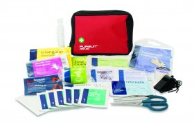 Adventure Safety Ireland Extreme Medium First Aid Kit - Contents