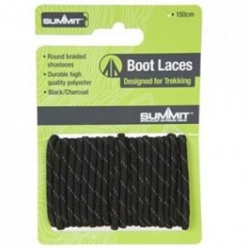 Summit 150cm Boot Laces