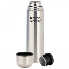 Rock+River 500ml Flask - Vacuum Lid
