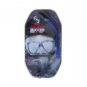 Typhoon Pro Adult Combo Snorkel Set