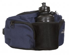 Trespass Vasp 5 Litre Bum Bag with Bottle