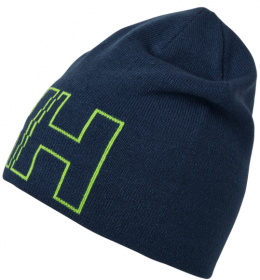 Outline Beanie - Blue