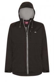 Men's Kinetic II Waterproof Jacket - Black