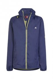 Womens Evolve  Jacket - Blue