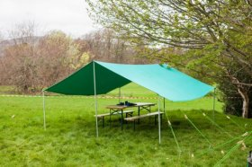 Dining shelter