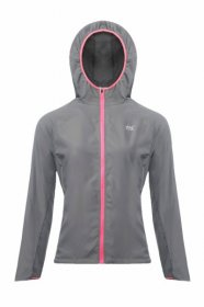 Target Dry Womens Mac in a Sac Ultra Jacket Grey
