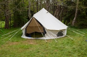 Rock+River Bell Tent 5m
