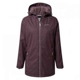 Craghoppers Womens Madigan Classic Thermic II Jacket - Thistle