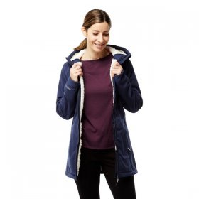 Craghoppers Womens Ingrid Hooded Jacket