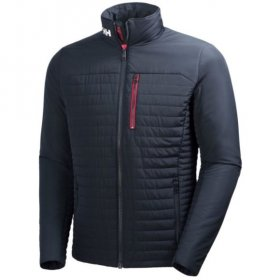 Mens Crew Insulator Jacket - Navy