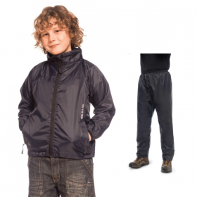 Junior Rainwear Deal - Navy