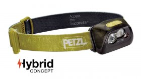 Petzl Actik Rechargeable Head Torch