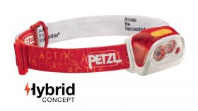 Petzl Actik Core Rechargeable Head Torch
