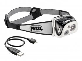 Petzl Reactik 220 Lumen Head Torch