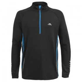 Trespass Mens Keenan Half Zip Top