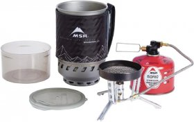 MSR Windburner Duo Camping Stove System