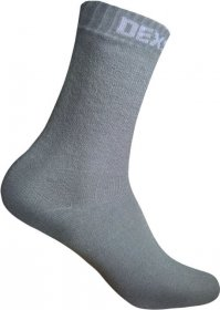 Dexshell Ultra Thin Unisex Waterproof Sock - Grey