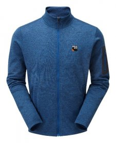 Mens Saul Full Zip Fleece - Yukon