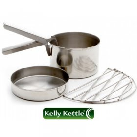 Small Steel Cook Kit
