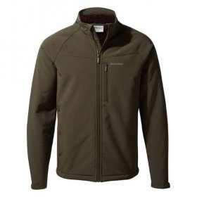 Men's Roag Softshell Jacket - Woodland Green