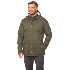 Men's Kiwi Classic Thermic Jacket - Woodland Green
