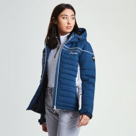 Dare2b Womens Novela Navy Ski Jacket