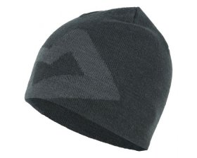 Mountain Equipment Branded Knitted Beanie - Grey