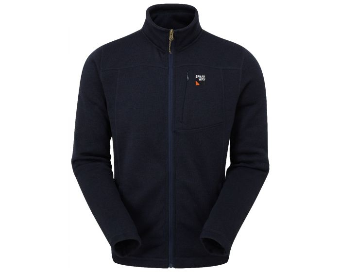 Mens Minos Full Zip Fleece Jacket