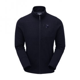 Mens Minos Full Zip Fleece Jacket - Blazer