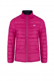 Mac in a Sac Polar Packable Jacket - Pink