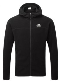 Men's Micro Zip Jacket - Black