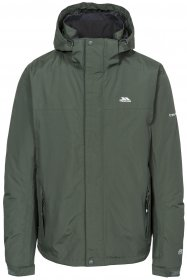Trespass Mens Donelly Insulated Jacket - Green
