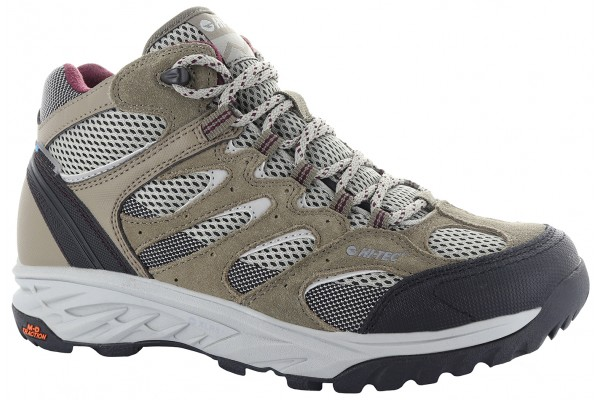 Womens Wild-Fire Mid Waterproof Boot